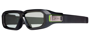 Очки Nvidia 3D Vision 2 Wireless Glasses